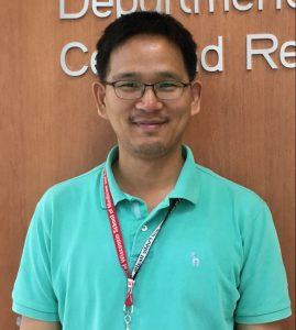 Primary Investigator, Junsu Kang